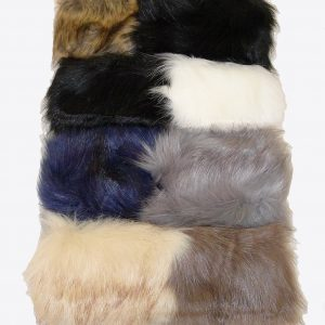 Faux Fur Head Warmer Headband