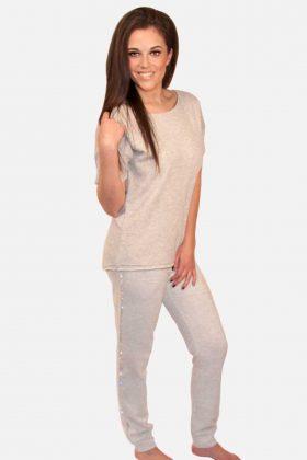 Gray-Sequin-Cutout-Front-Sweatshirt
