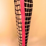 SkyStruk Retro Checkered pants